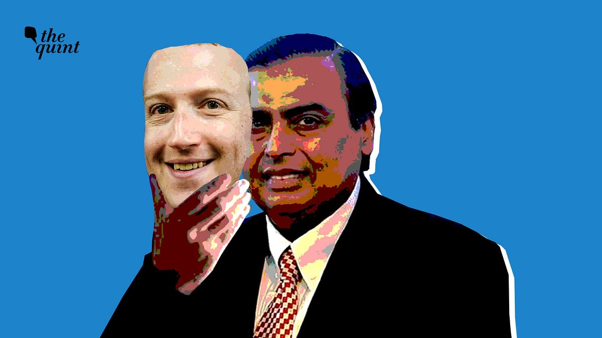 Facebook is New Face of Jio? Mavericks Mark & Mukesh Come Together