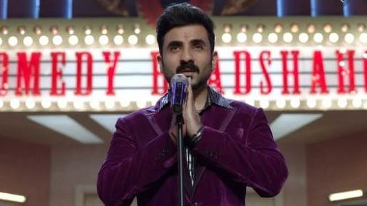 Vir Das Is Set to Make Everyone Laugh in 'Hasmukh', But at a Cost