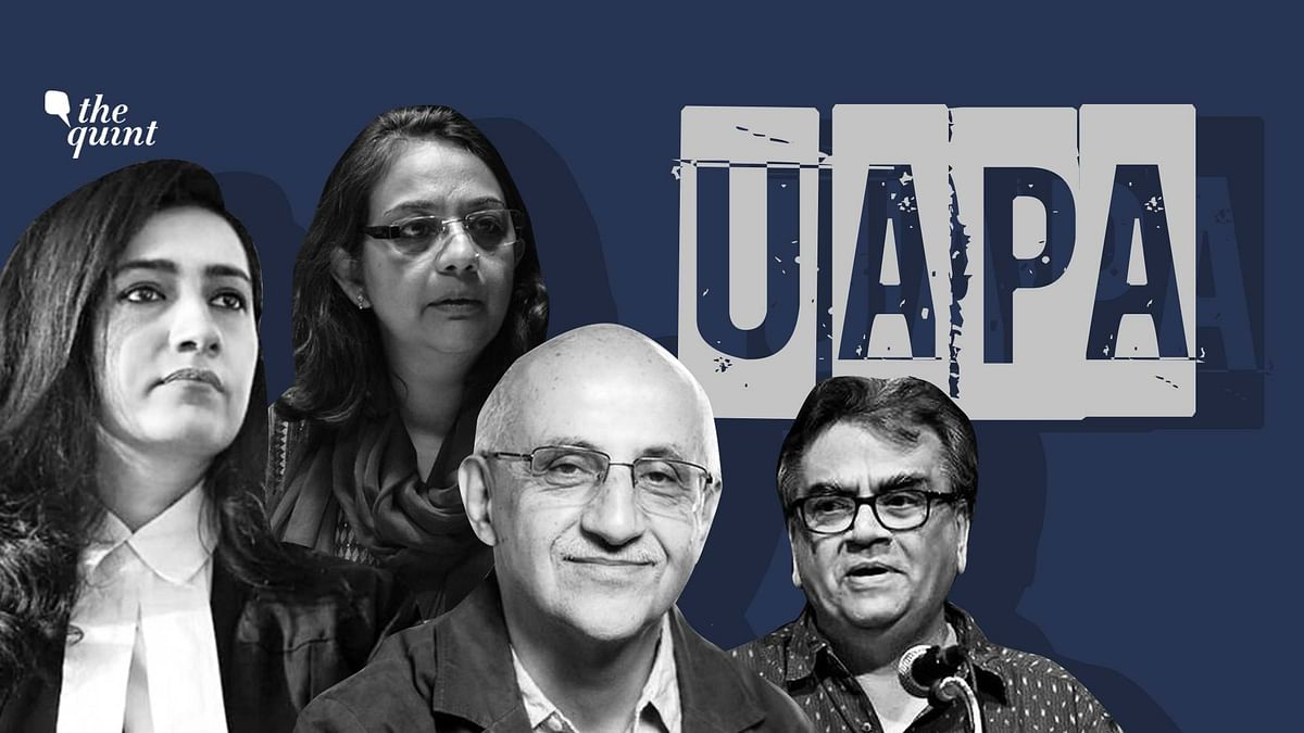 Is Govt Using UAPA to Crush Dissent Amid Lockdown? Experts Answer
