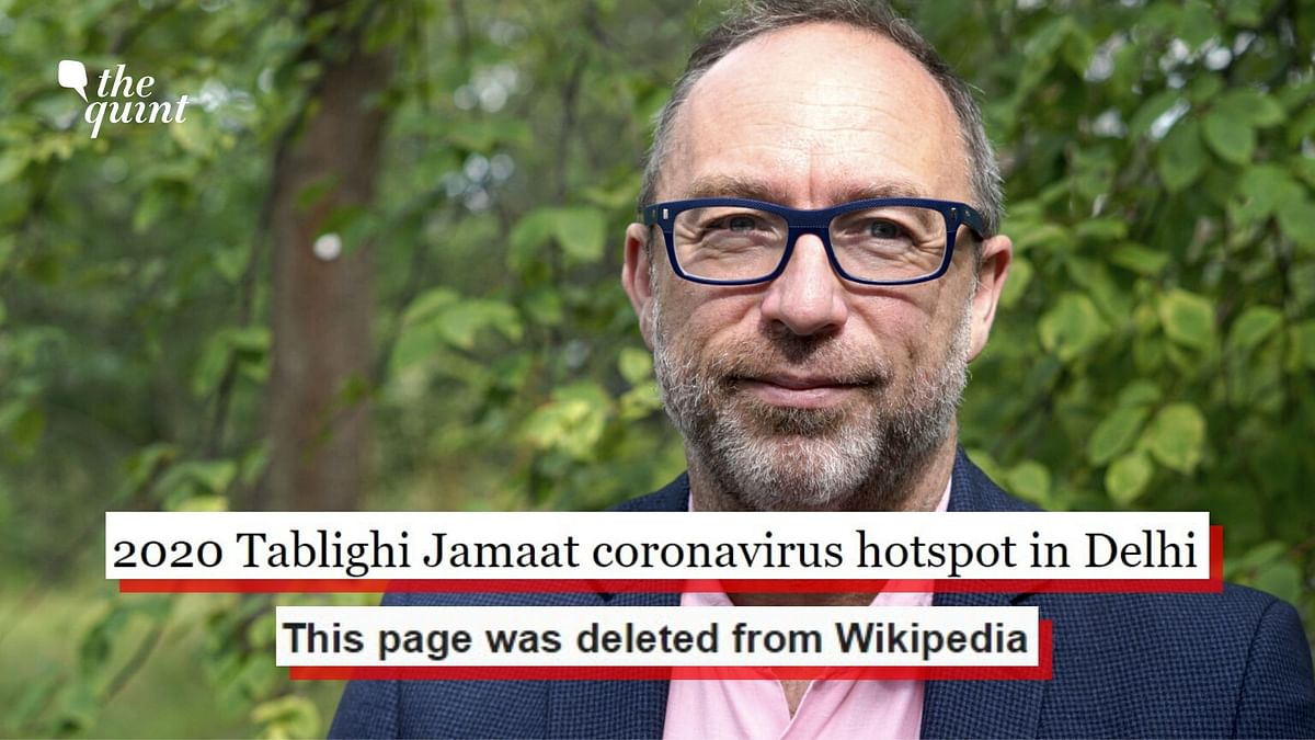 Twitter Users Accuse Wikipedia of Taking Bribes, Founder Responds