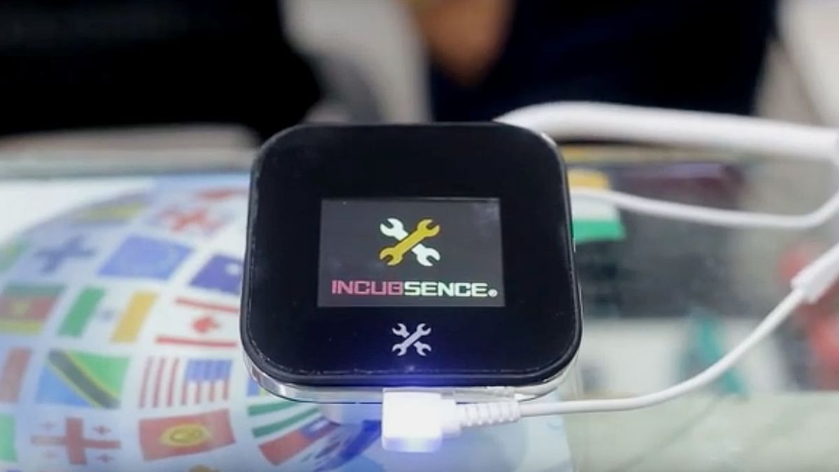 Incubsence makes a QR-code based access scanner.