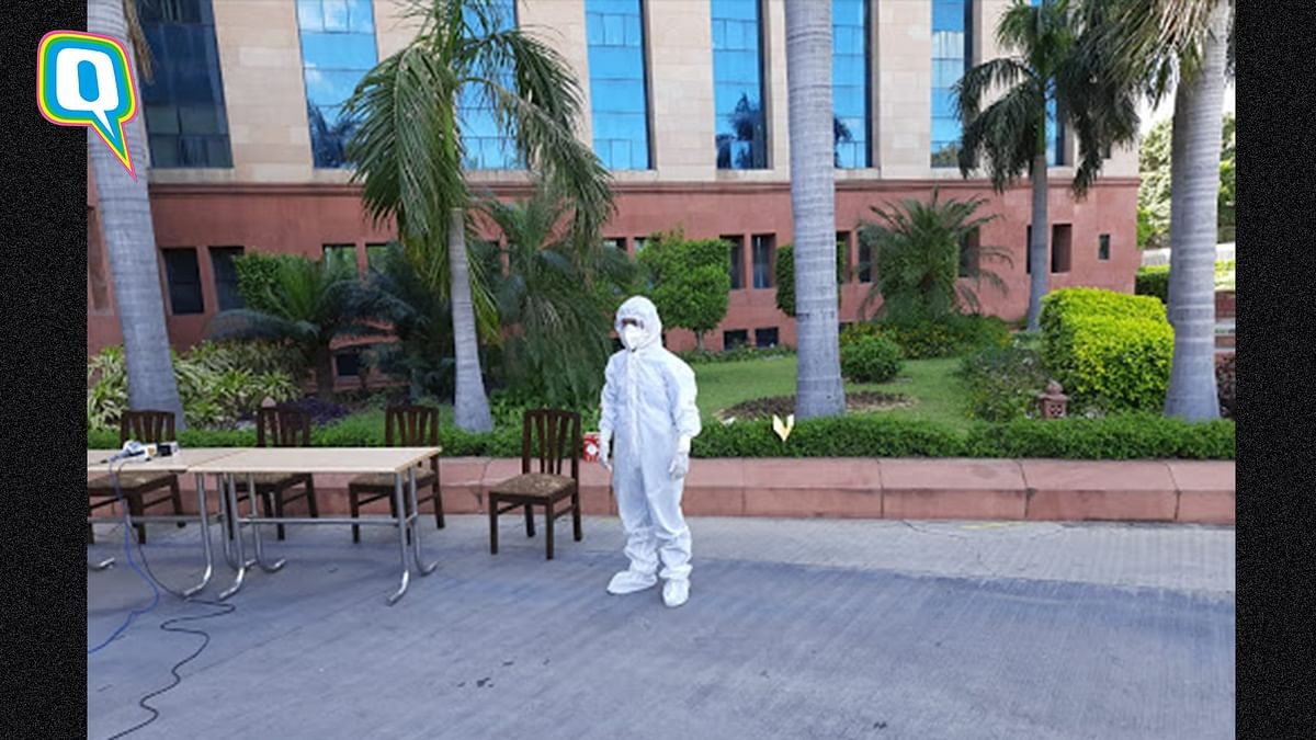DRDO Develops Bio Suits to Protect Medical Personnel From COVID-19