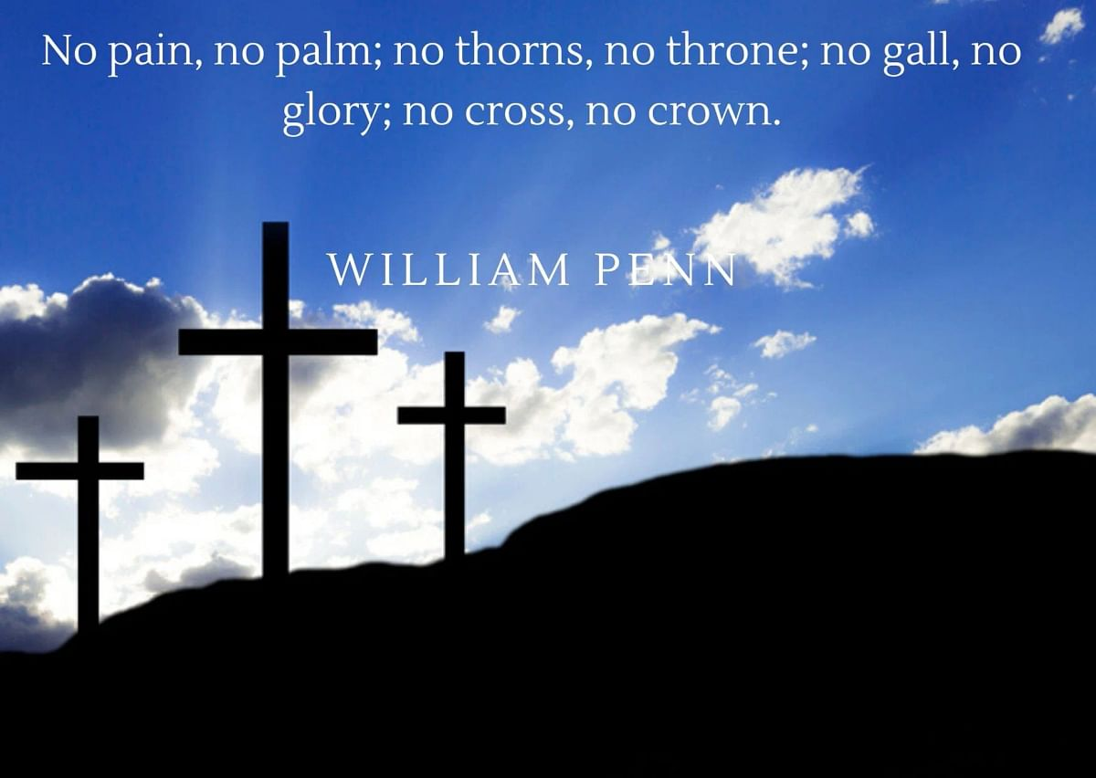 Good Friday Quotes in English
