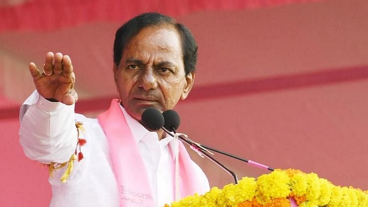 'Economy Will Recover, Lives Won't': KCR Backs Lockdown Extension