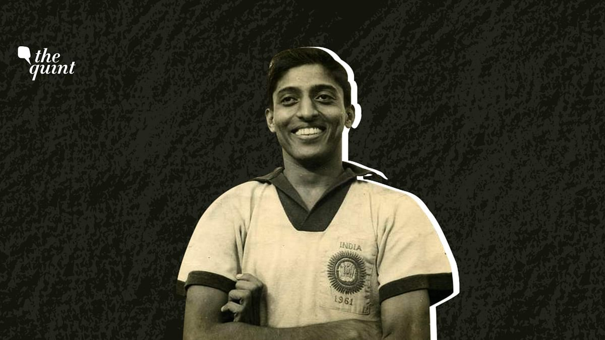 Goodbye Chuni Goswami, Indian Football's First Poster Boy