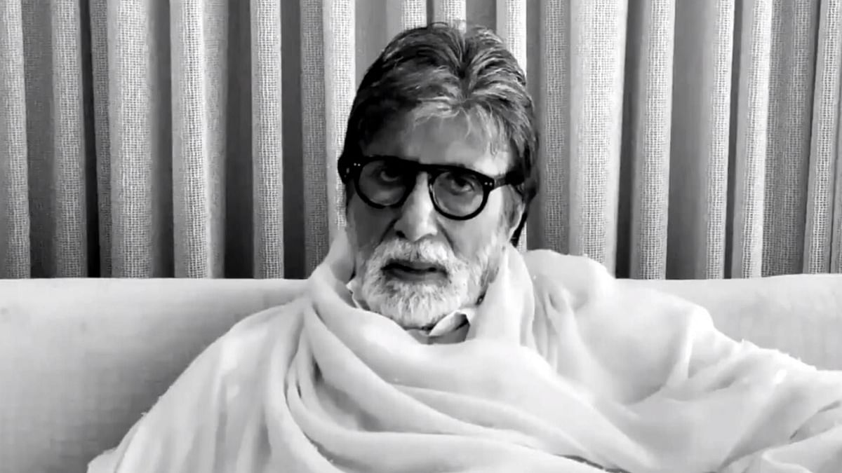 Amitabh Bachchan On Why Death of a Younger Celebrity Hurts More