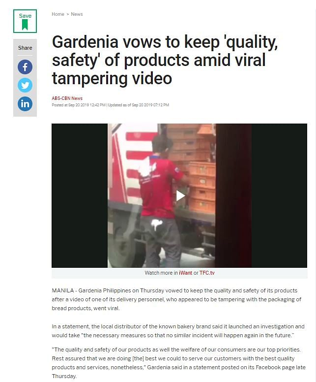 Old Video From Philippines Shared  With 'Corona Jihad' Spin