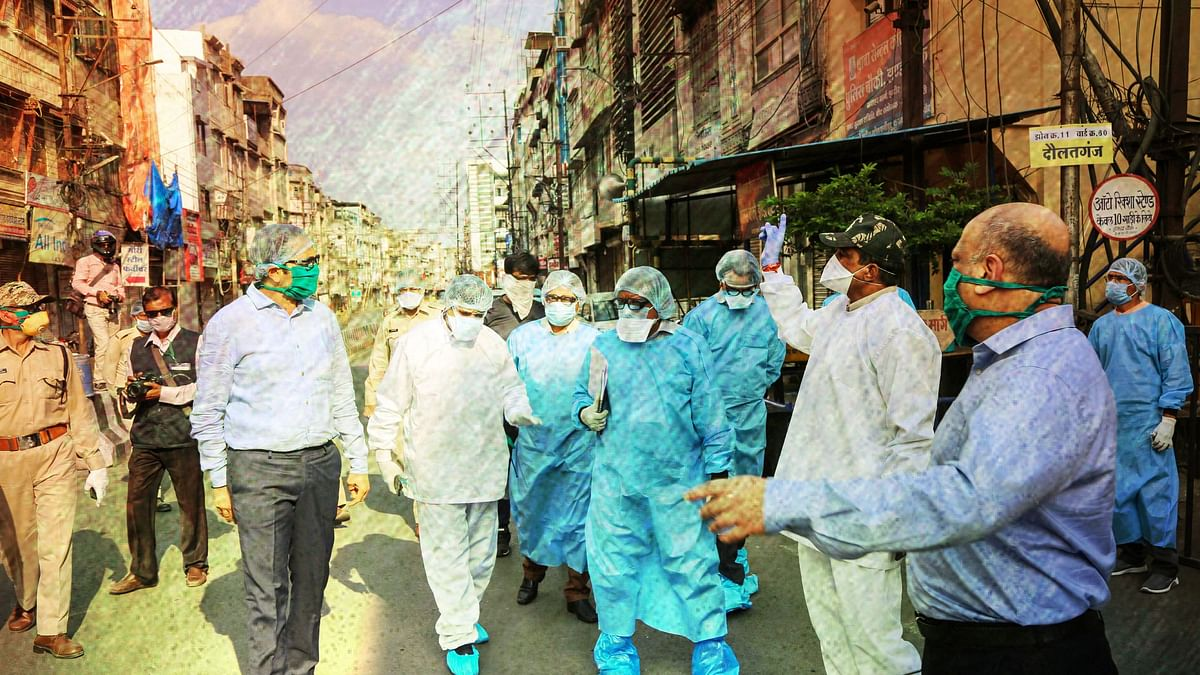 COVID-19: Another Doctor Succumbs to the Virus in Indore