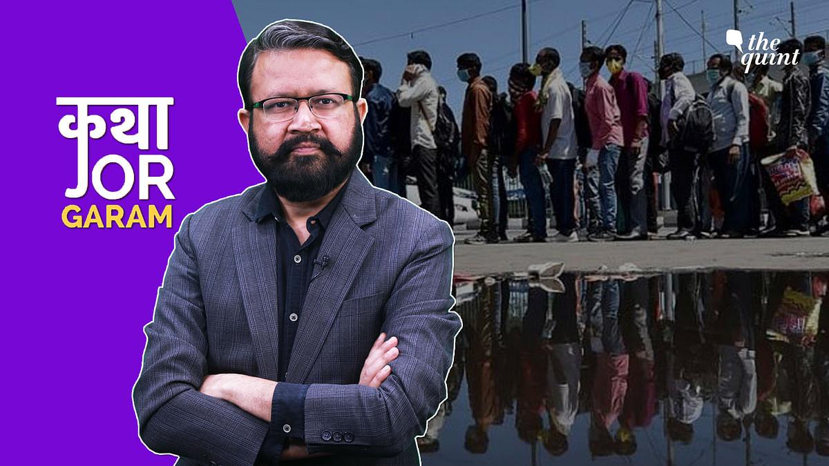 Livelihood of Migrant Workers Biggest Casualty of Lockdown