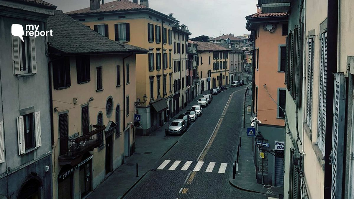 COVID-19 in Italy: Woke Up on Several Nights to Ambulance Sirens