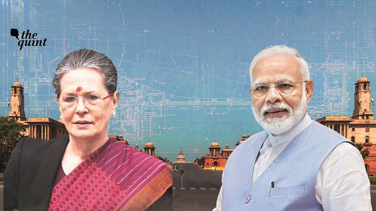 Amid COVID-19 Crisis, Sonia Gandhi Asks PM to Scrap Central Vista