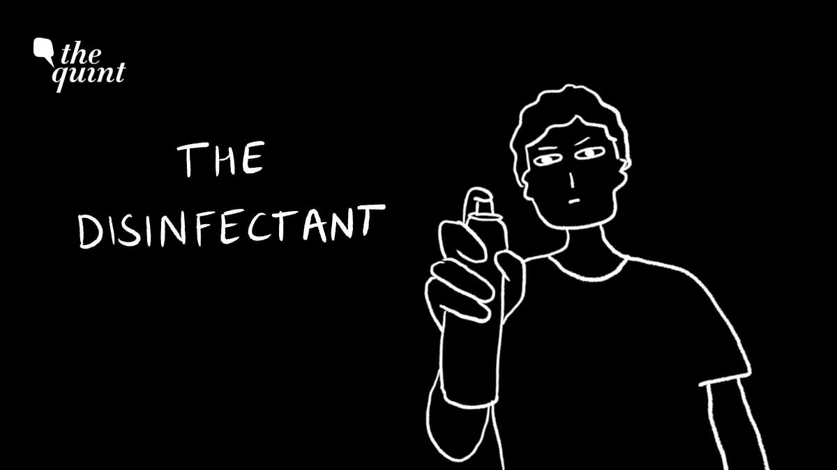 Animation: The Disinfectant