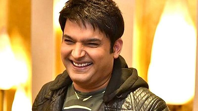 Comedian Kapil Sharma To Make His Netflix Debut