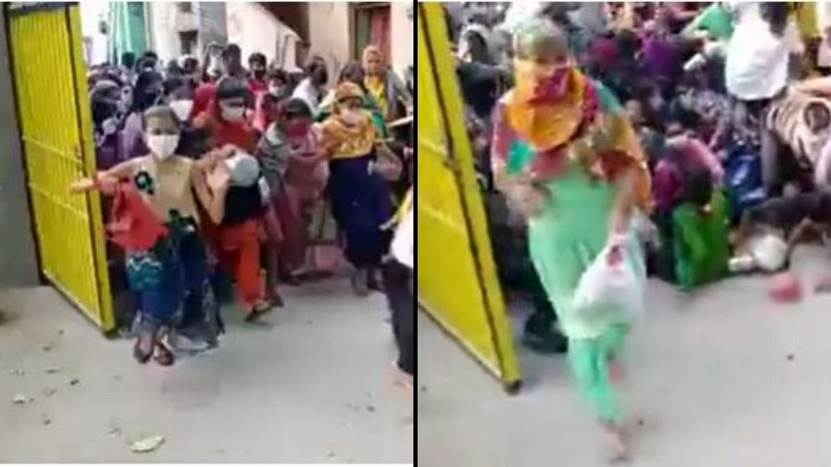 Rumour of Food Getting Over at Delhi School Causes Stampede