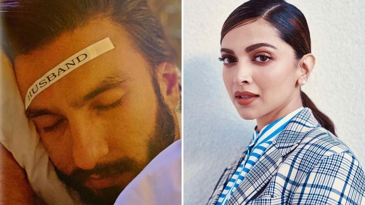 Deepika Padukone Puts A Label On Husband Ranveer Singh