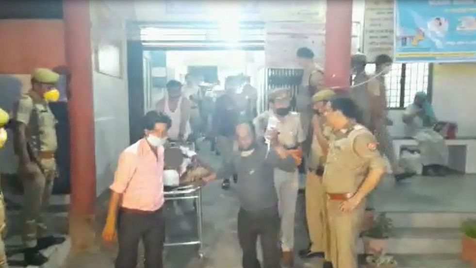 Cops Attacked in UP's Muzaffarnagar for 'Warning Not to Gather'