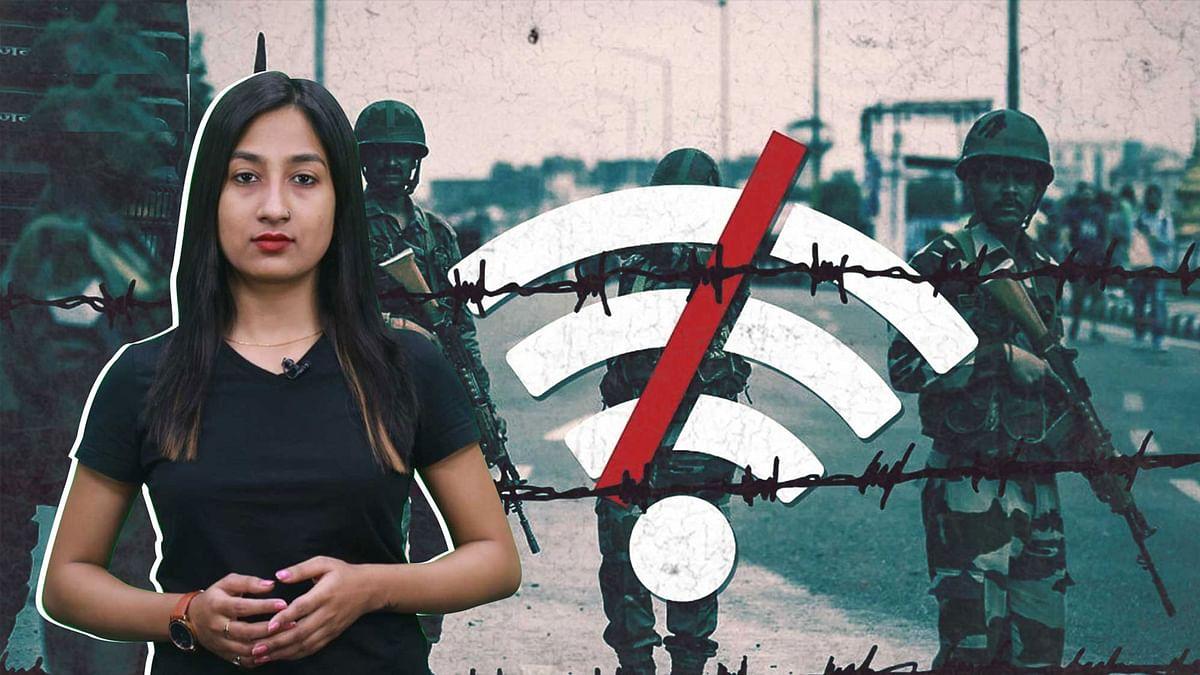 Why Deprive J&K of 4G Internet– the Only Lifeline During Lockdown?