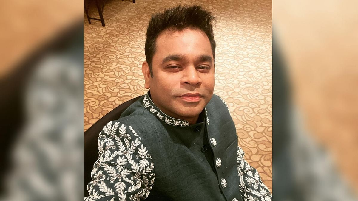 COVID-19: AR Rahman Puts Up a Thank You Note for Doctors, Nurses