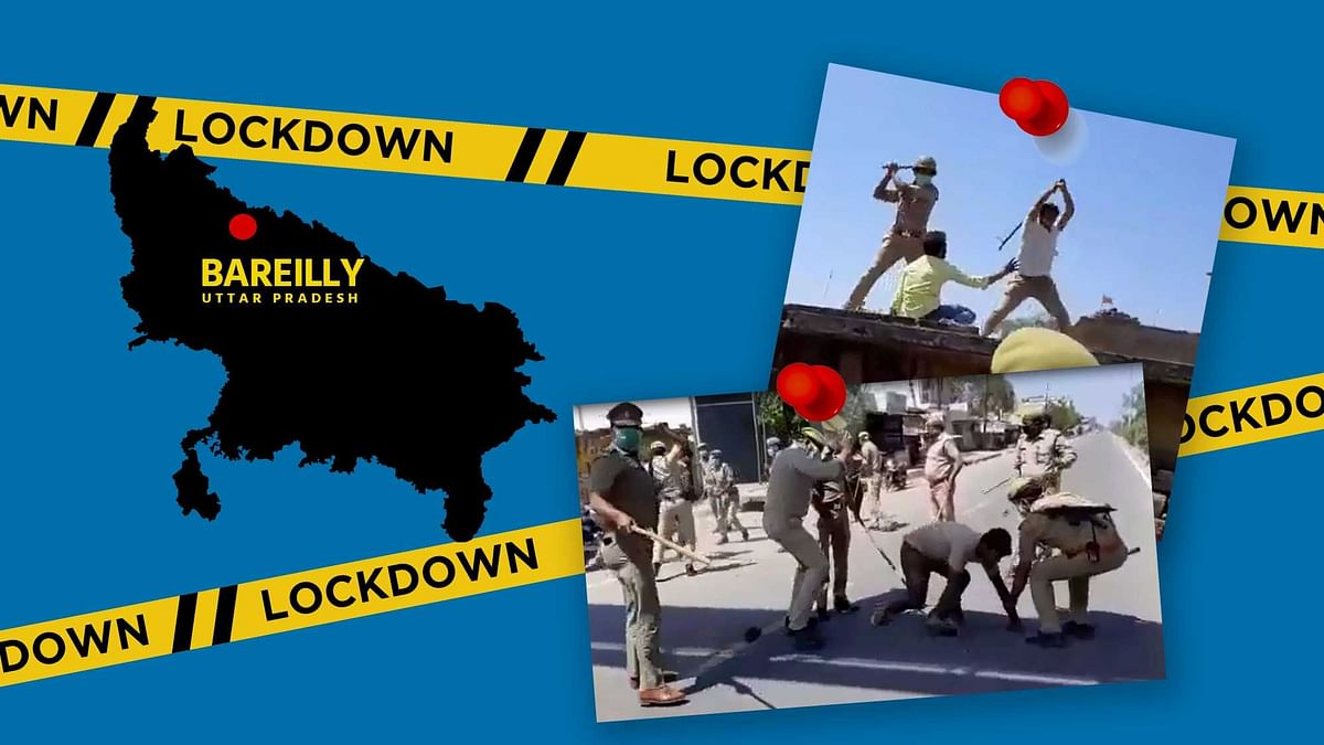 Do the claims of violence during lockdown by locals of a Muslim-dominated village in Bareilly hold ground?