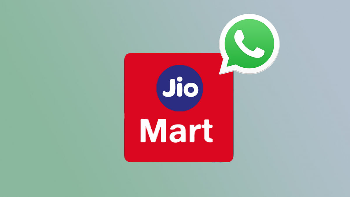 Now You Can Use WhatsApp to Order Groceries on JioMart App