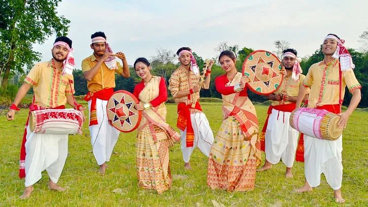 Happy Bohag Bihu 2021: Greet your family and friends with these wishes.
