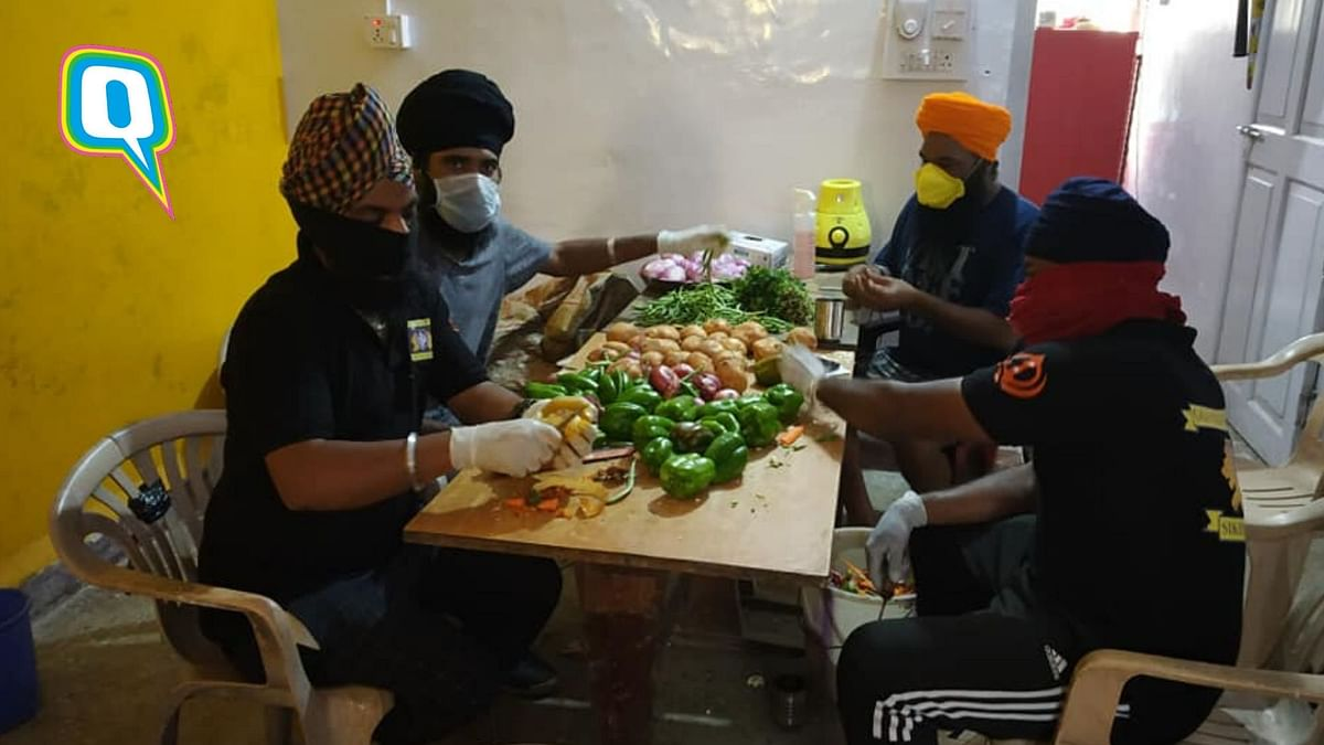 Goa Sikh Youth Feeds People Affected by COVID-19 Lockdown