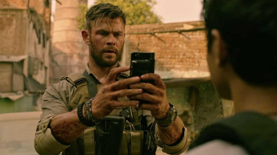 'Extraction': Chris Hemsworth's Action Packed Trail Through India