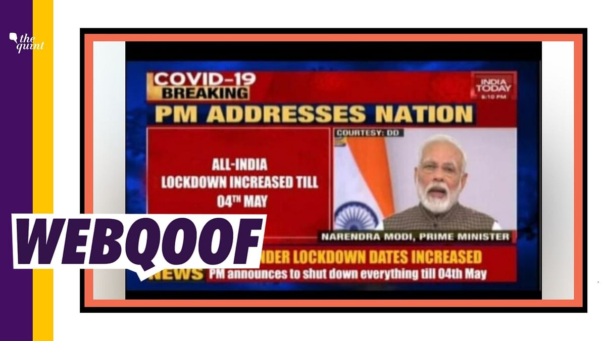 No Lockdown Extension Announcement Yet, Fake Bulletin Goes Viral!