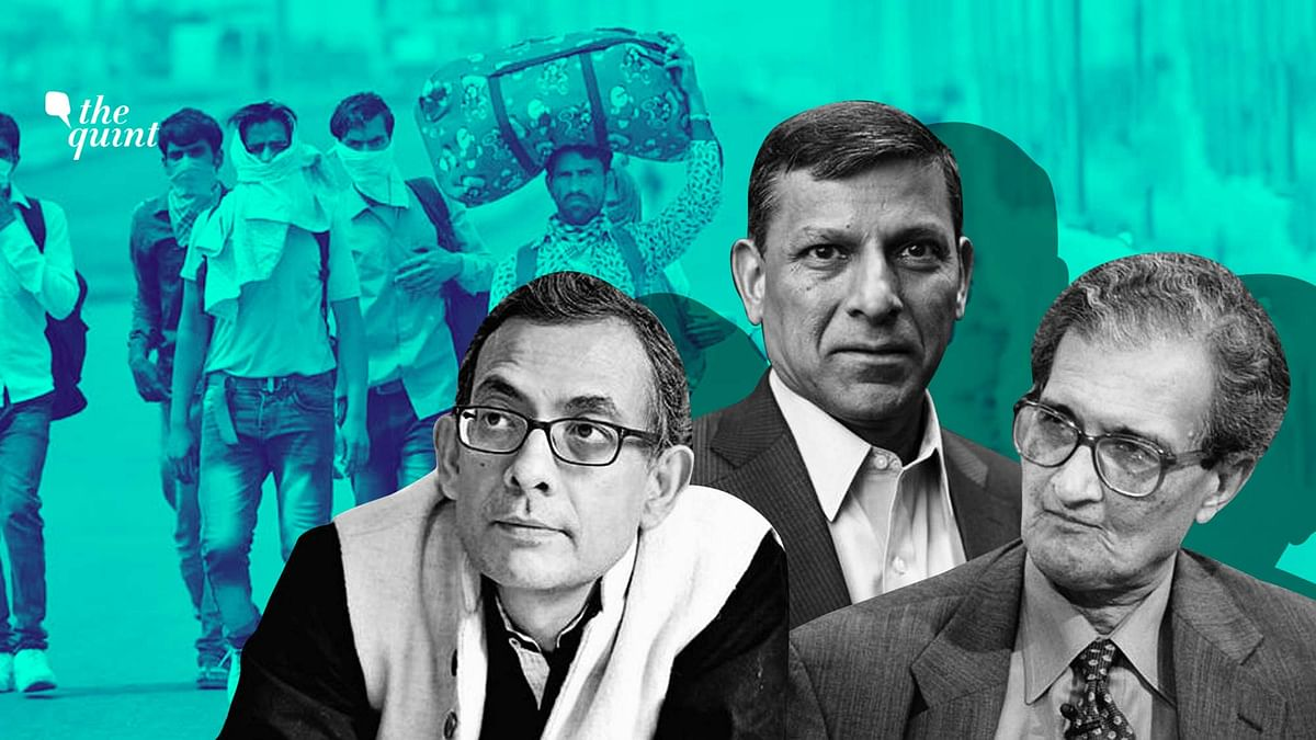 'Don't skimp on the poor,' write economists Abhijit Banerjee, Raghuram Rajan, and Amartya Sen on the migrant crisis.