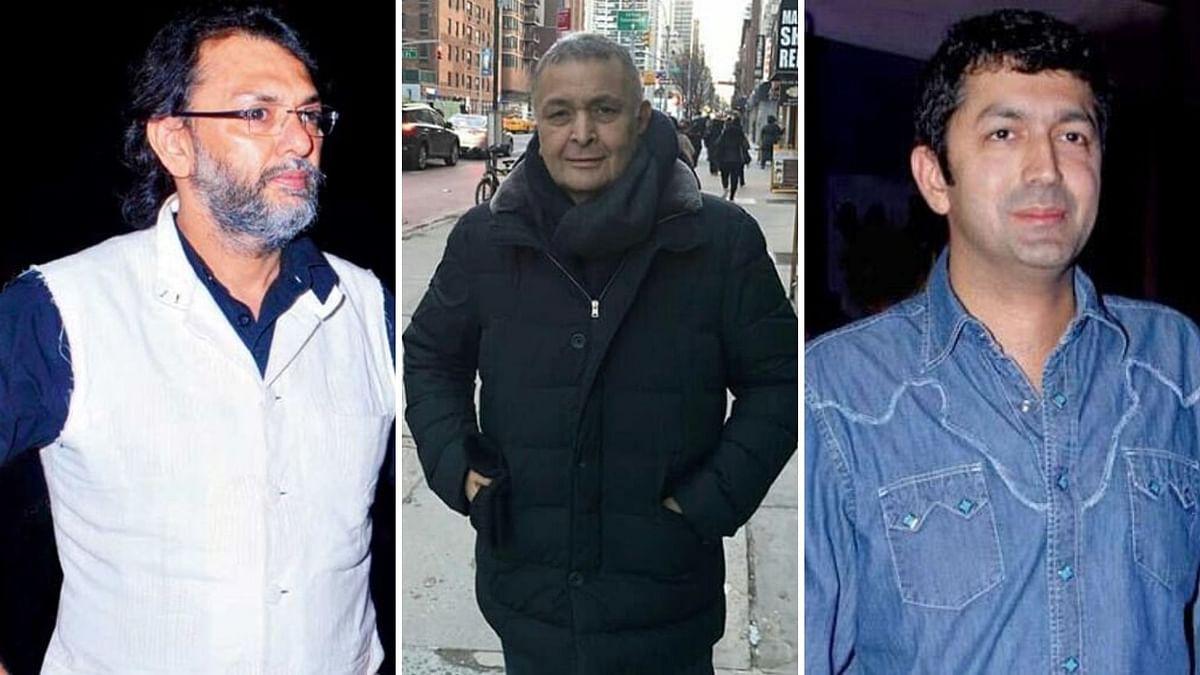 Celebs mourn Rishi Kapoor's demise.