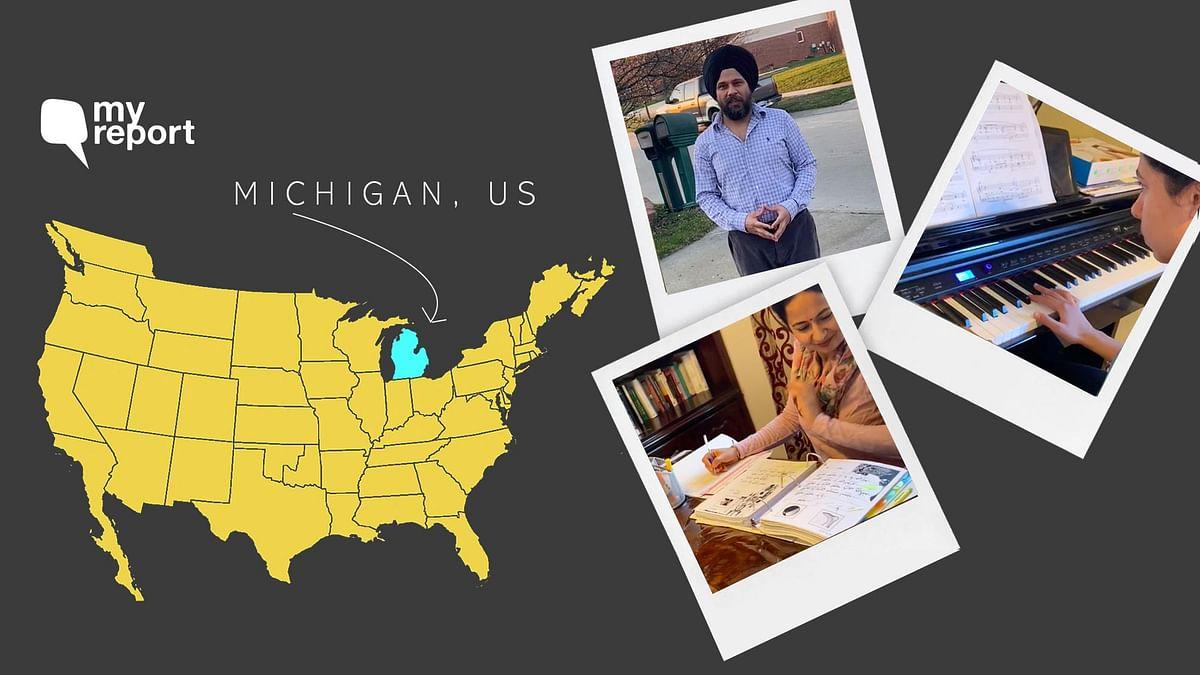 COVID-19 in Michigan: Learning Piano & Farsi Amid Lockdown
