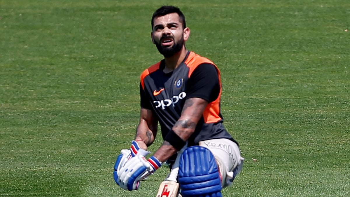 Here's What Virat Kohli Has In Mind Regarding His Retirement