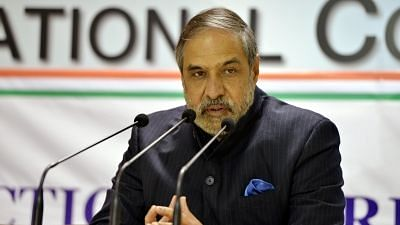 """These are extraordinary times and require extraordinary actions,"" said Congress leader Anand Sharma."