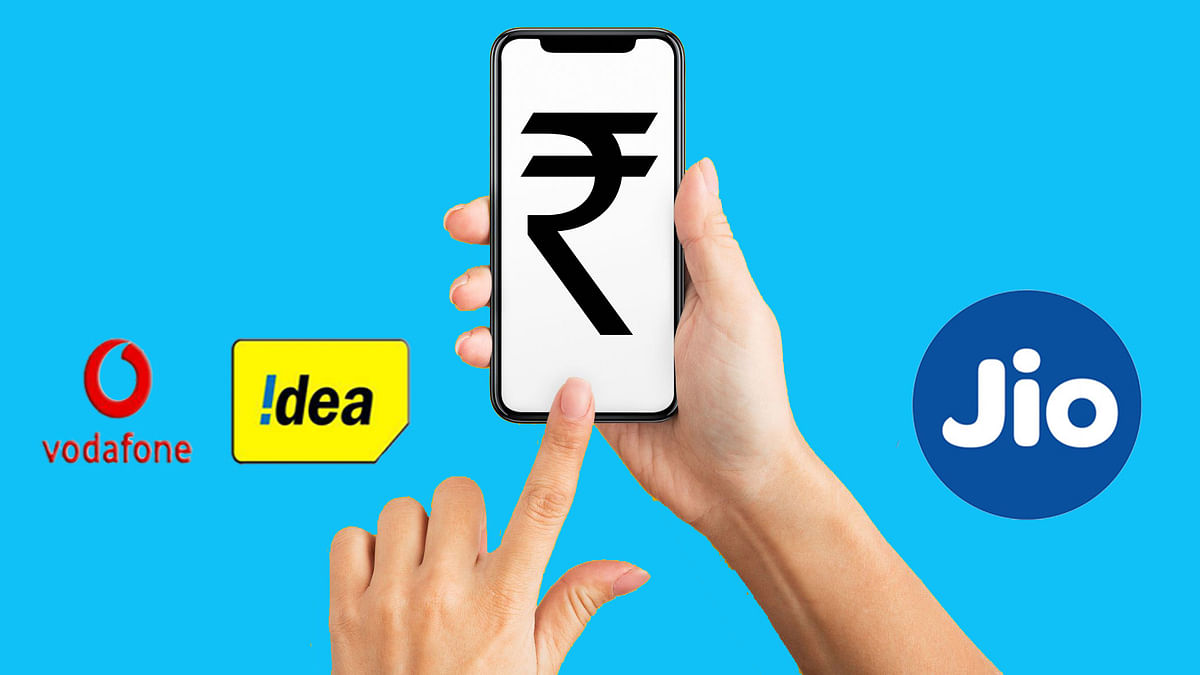 Indian Telcos Allow Users to Recharge Other Prepaid Numbers