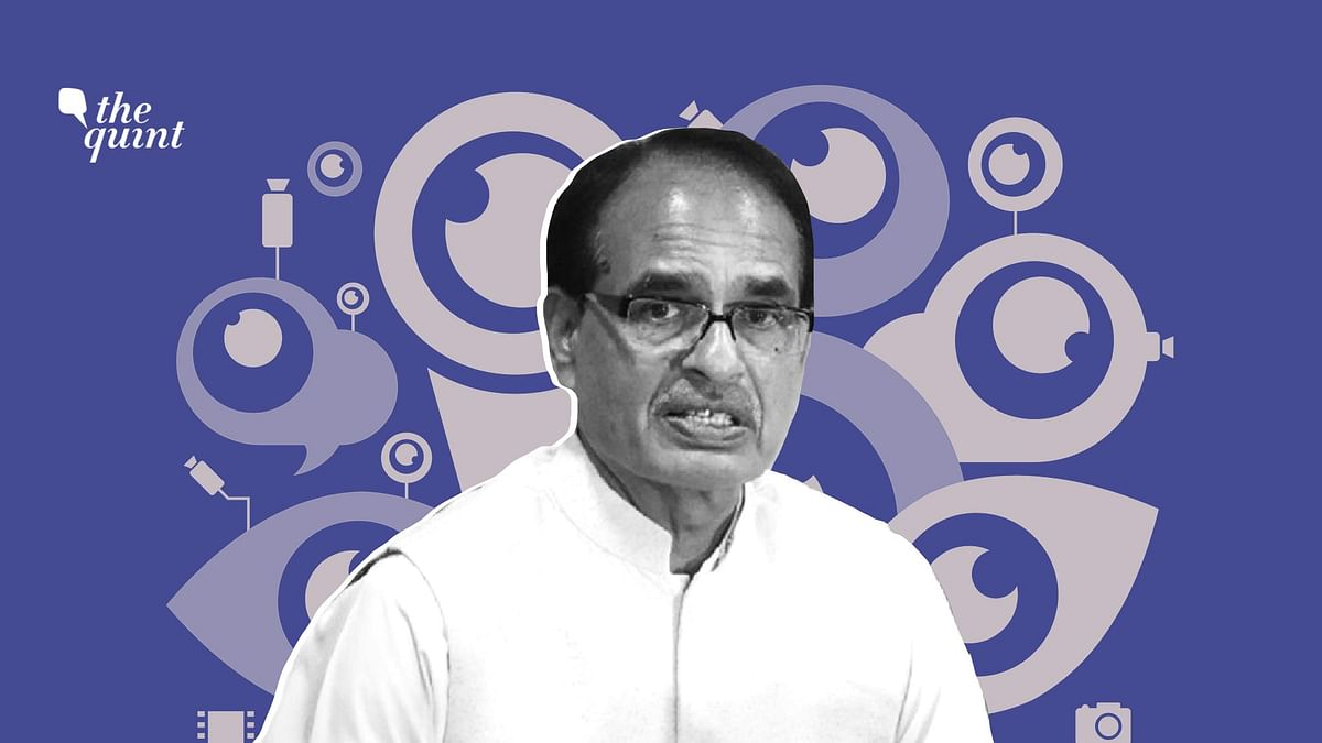 MP Chief Minister Shivraj Singh Chouhan is a worried man these days, with many believing he's under Modi-Shah's scanner. Image used for representation.