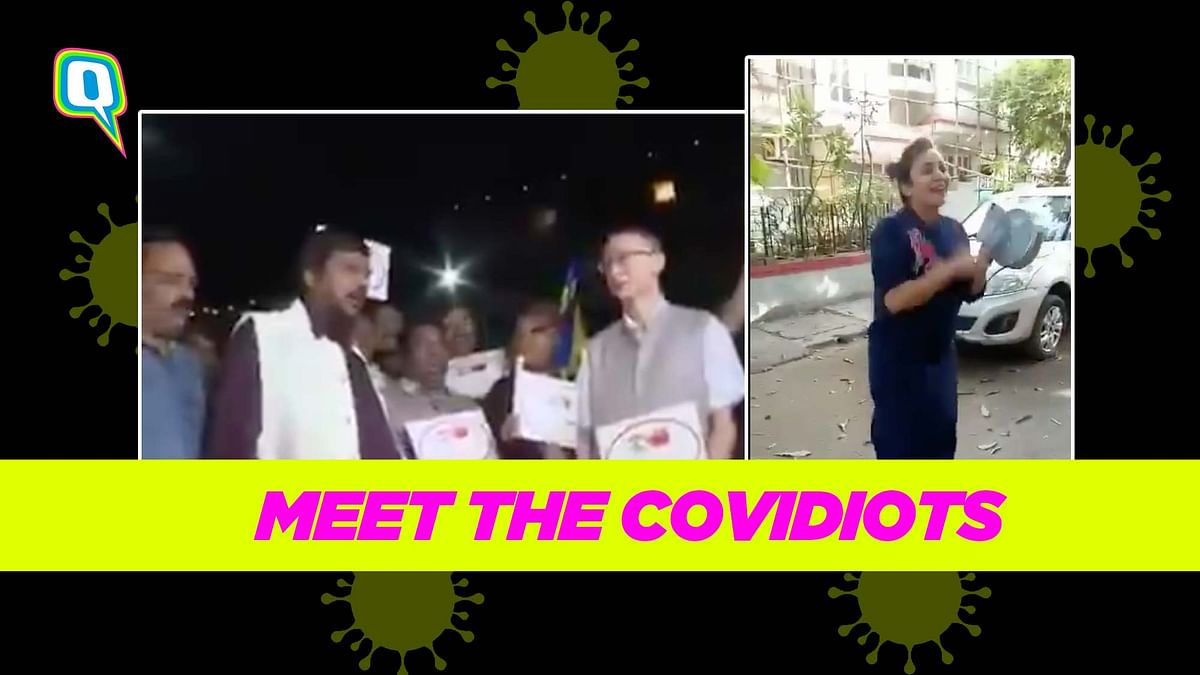 India Is Full of 'Covidiots', Meet Some of Them Right Here