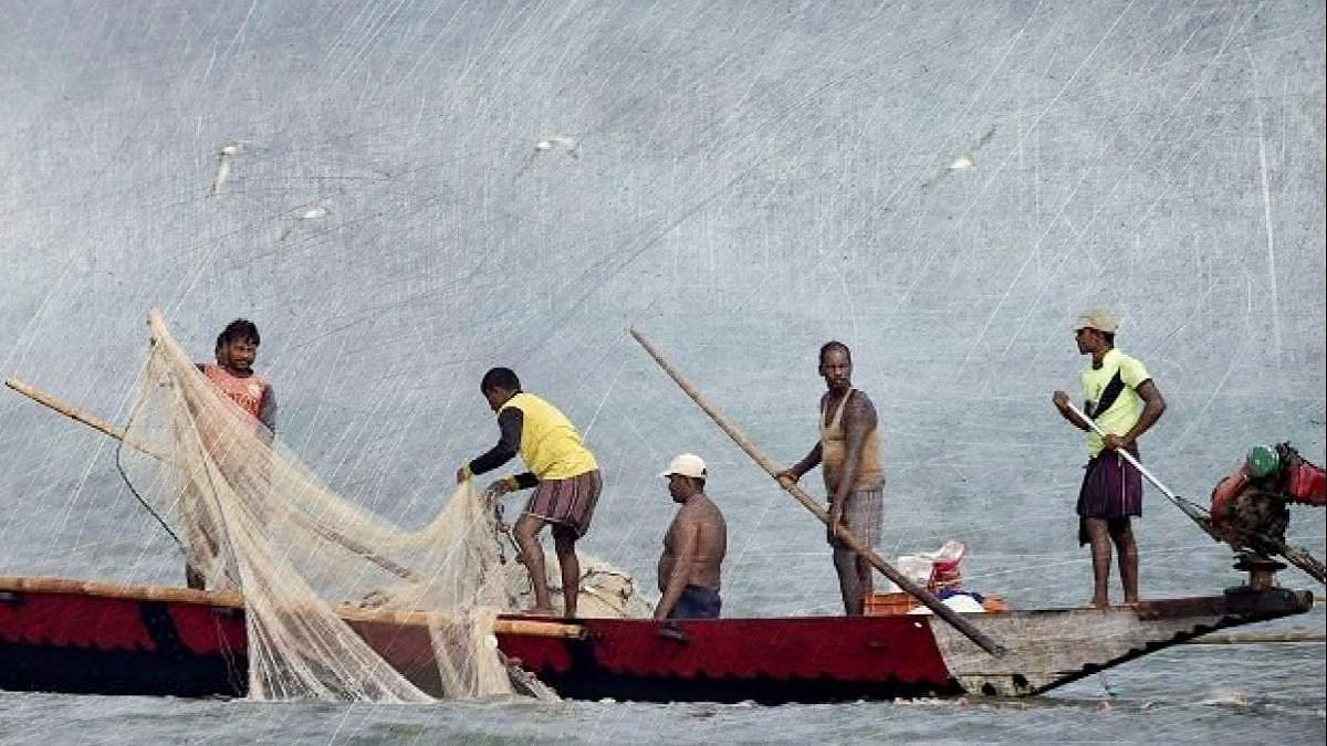 Andhra fishers rescued from Gujarat. Image used for representaional purpose.
