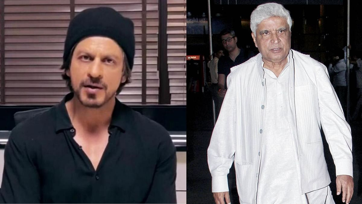 QuickE:SRK's Message On COVID-19, Javed Akhtar on Communal Tension
