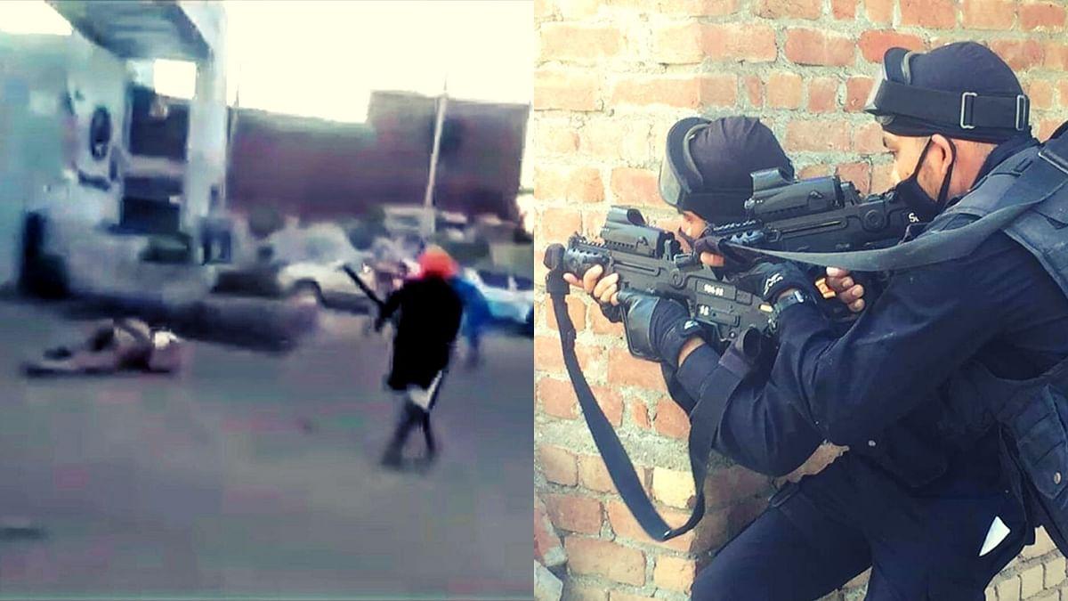 'Hot-Headed, High on Bhang': Meet Man Behind Patiala Cop Attack