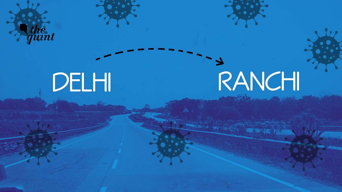 Coronavirus | Delhi to Ranchi, Life On A Highway During Lockdown