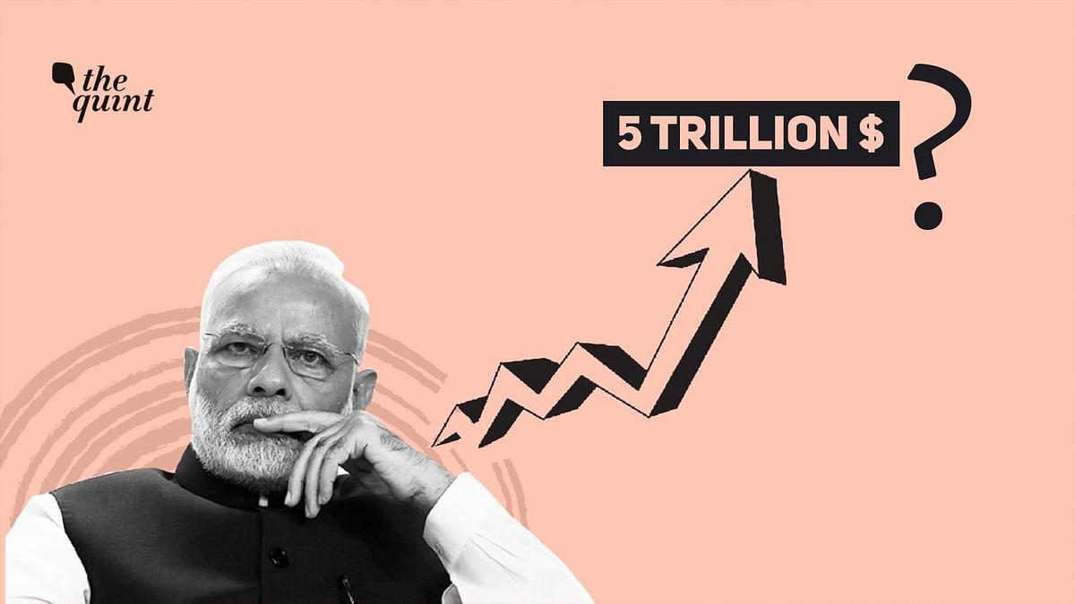 Will Coronavirus Turn Modi's 5 Trillion Dollar Dream Into Fantasy?