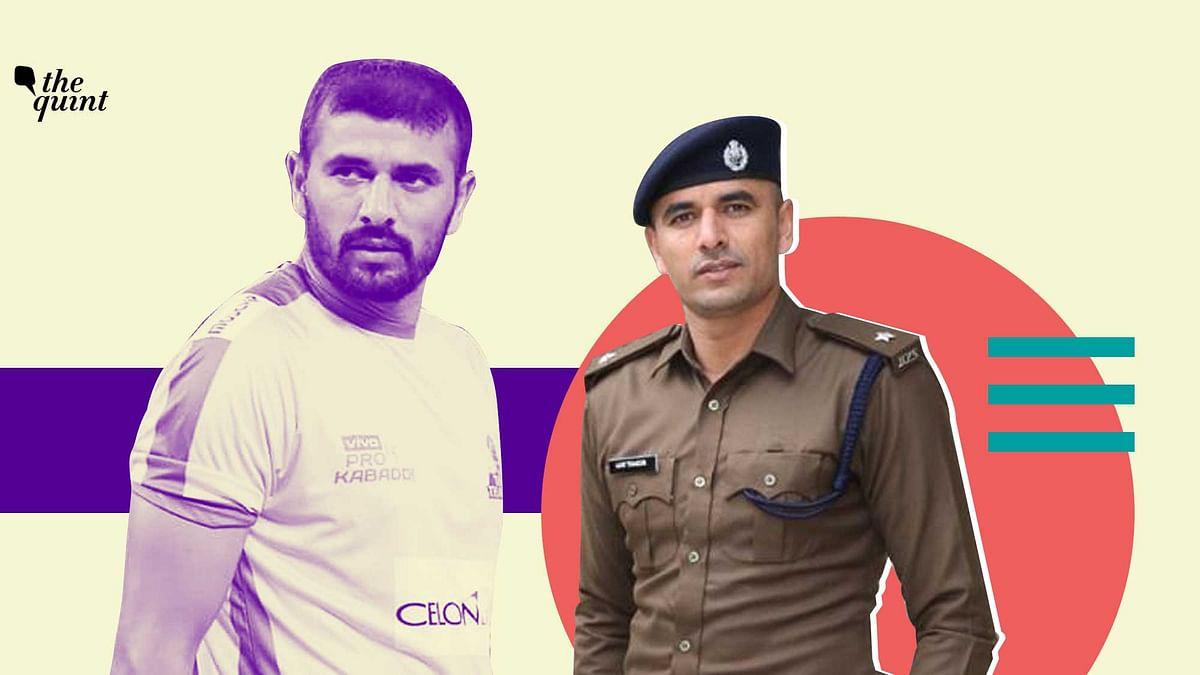 Kabaddi Star & Himachal DSP Ajay Thakur Helps Fight COVID-19