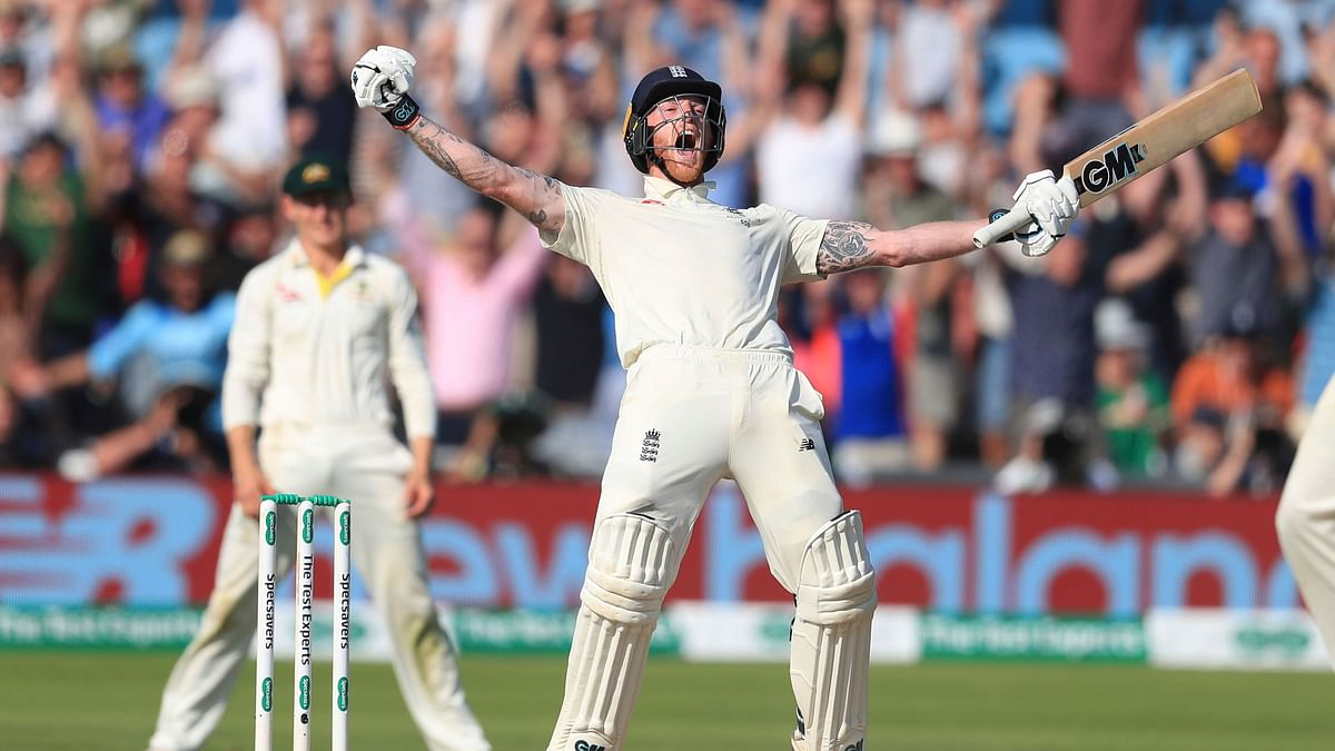 England all-rounder Ben Stokes and Australia's Ellyse Perry were named the Leading Cricketers of 2019 by Wisden Almanack.