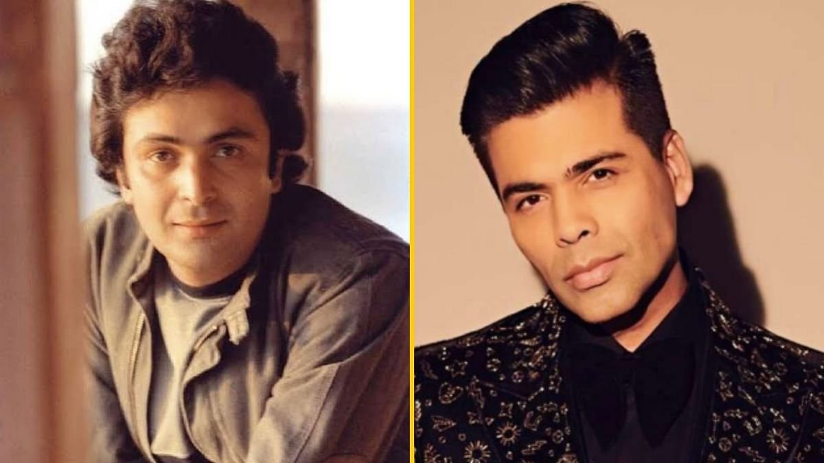 'He Was My Hero': Karan Johar Pens Heartfelt Post on Rishi Kapoor