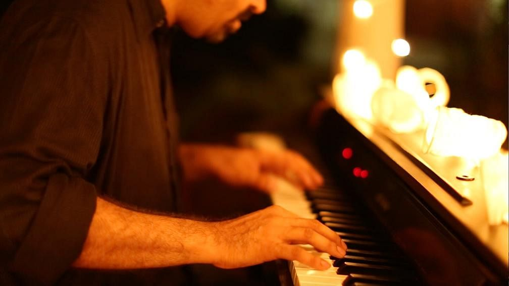 Anil Srinivasan is a Chennai based Pianist.