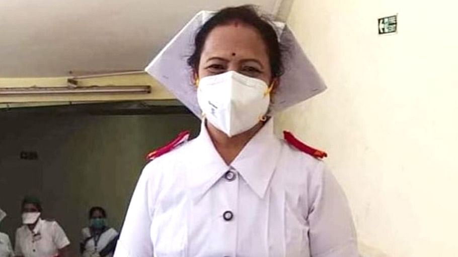 Mayor Of Mumbai Returns To Being A Nurse Amid Coronavirus Chaos