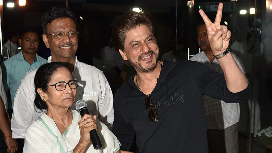 Shah Rukh Khan Quotes Tagore As Mamata Banerjee Thanks Him