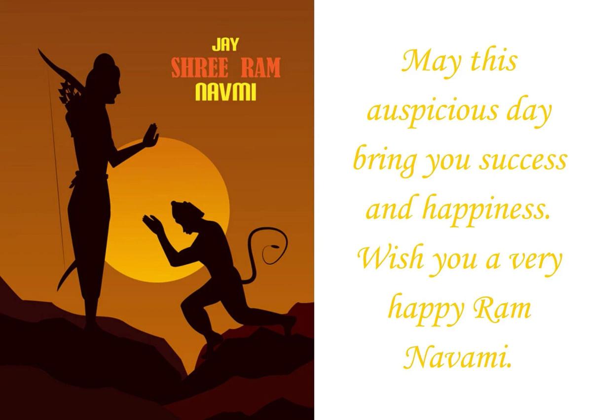 Ram Navami Wishes in English