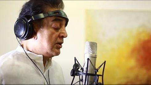 Kamal Haasan, Tamil Stars Release Music Video to Spread Positivity