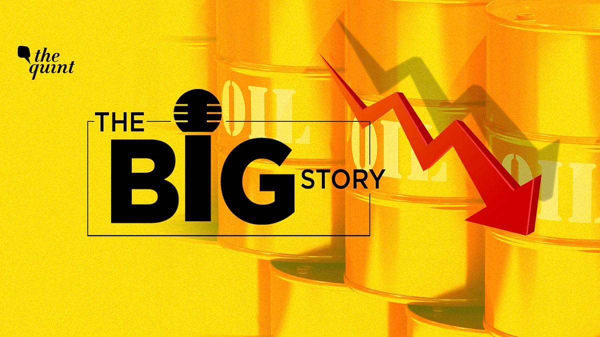 Oil Doesn't Spark Joy: Storage Crunch Gets Crude Price Below $0